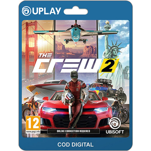 The Crew 2 PC (licenta electronica Uplay)