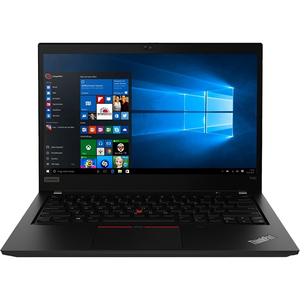 "Laptop LENOVO ThinkPad T490, Intel® Core™ i7-8565U pana la 4.6GHz, 14"" Full HD, 8GB, SSD 256GB, Intel UHD Graphics 620, Windows 10 Pro, negru"