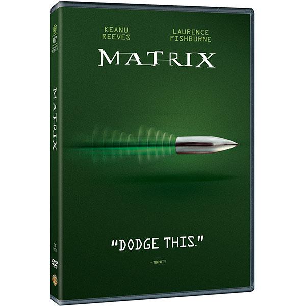 Matrix DVD Editia Iconica