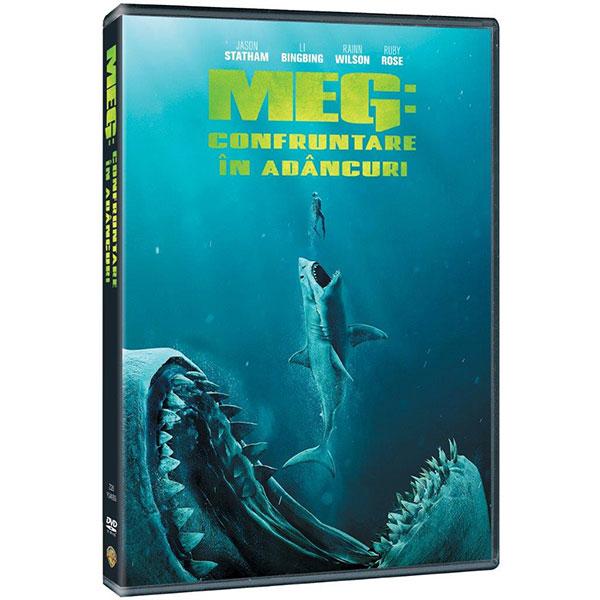 MEG: Confruntare in adancuri DVD