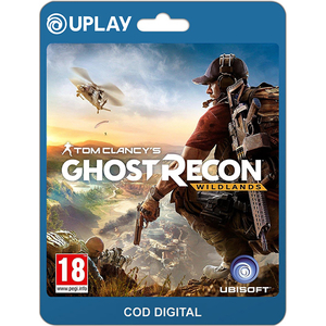 Tom Clancy's Ghost Recon: Wildlands PC (licenta electronica Uplay)