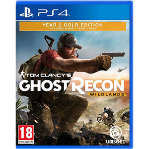 Tom Clancy's Ghost Recon: Wildlands Year 2 Gold PS4