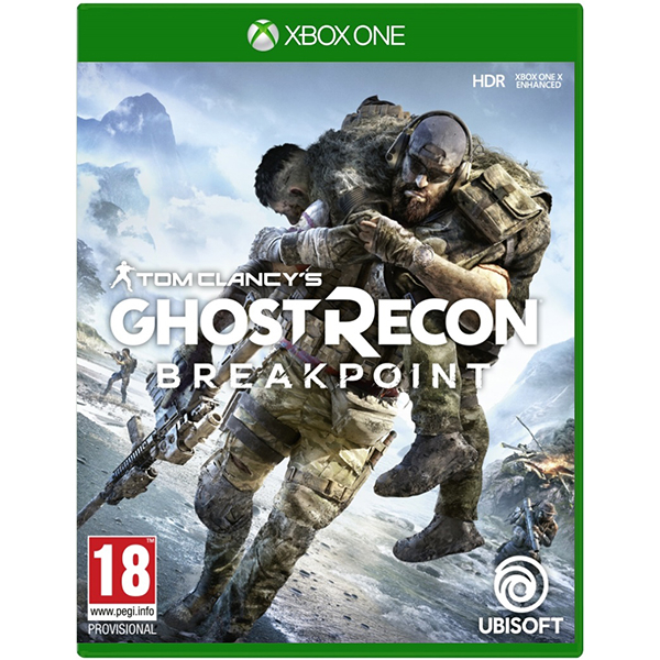 Tom Clancy's Ghost Recon Breakpoint Xbox One + bonus precomanda