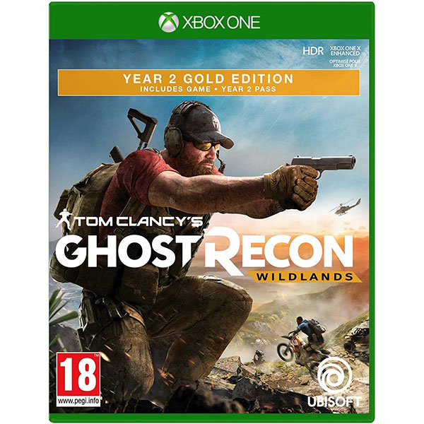 Tom Clancy's Ghost Recon: Wildlands Year 2 Gold Xbox One