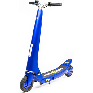 Trotineta electrica FREEWHEEL Rider Trends, 8/6 inch, albastru