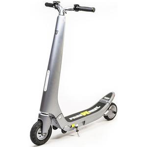 Trotineta electrica FREEWHEEL Rider Trends, 8/6 inch, gri