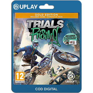 Trials Rising Gold Edition PC (licenta electronica Uplay)