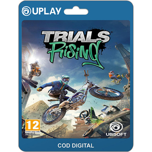 Trials Rising PC (licenta electronica Uplay)
