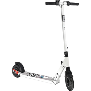 Trotineta electrica pliabila MYRIA Sky Rider MY7019, 8 inch, alb