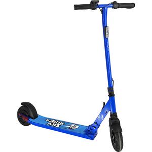 Trotineta electrica pliabila MYRIA Sky Rider MY7019, 8 inch, albastru