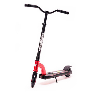 Trotineta electrica FREEWHEEL Rider Kids, 5.5 inch, rosu