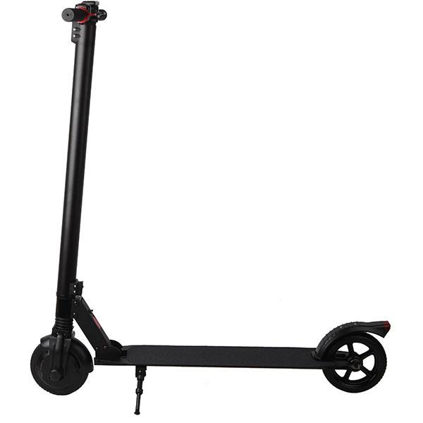 Trotineta electrica pliabila MYRIA MY7020BK Junior, 6.5 inch, negru