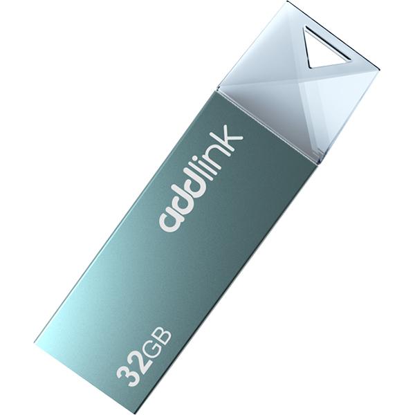 Memorie portabila ADDLINK U10, 32GB, USB 2.0, Azure