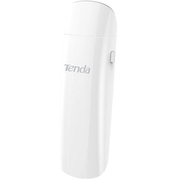 Adaptor USB Wireless TENDA U12 AC1300, Dual-Band 400 + 867 Mbps, alb