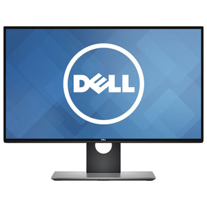 "Monitor LED IPS DELL U2718Q, 27"", UHD 4K, HDR, negru-gri"