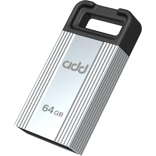 Memorie portabila ADDLINK U30, 64GB, USB 2.0, Argintiu