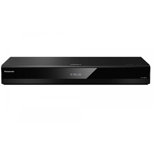 Blu-ray player Smart Ultra HD 4K PANASONIC DP-UB820EGK, Wi-FI, Bluetooth, Procesor HCX, HDR10+, negru