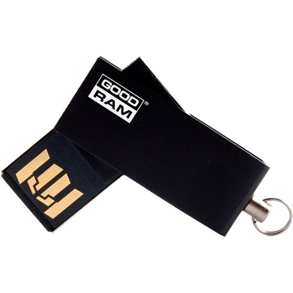 Memorie portabila GOODRAM UCU2-0640K0R11, 64GB, USB 2.0, negru