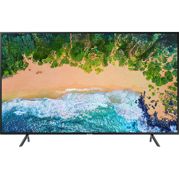 Televizor LED Smart Ultra HD, Tizen, 4K HDR, 101 cm, SAMSUNG UE40NU7122KXXH