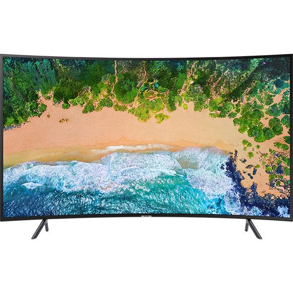 Televizor Curbat LED Smart Ultra HD 4K, HDR, 123 cm, SAMSUNG 49NU7372