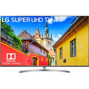 Televizor LED Smart Super UHD 4K, HDR, 123 cm, LG 49SK8100PLA