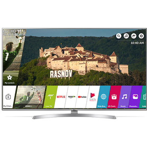 Televizor LED Smart Ultra HD 4K, HDR, 139 cm, LG 55UK6950PLB