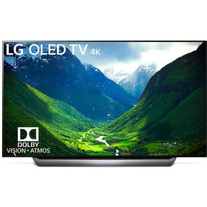 Televizor OLED Smart Ultra HD 4K, HDR, 139 cm, LG OLED55C8PLA
