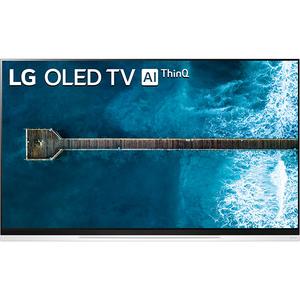 Televizor OLED Smart Ultra HD 4K, HDR, 139 cm, LG OLED55E9PLA