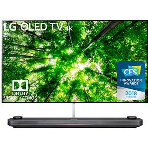 Televizor OLED Smart Ultra HD 4K, HDR, 164 cm, LG 65W8PLA
