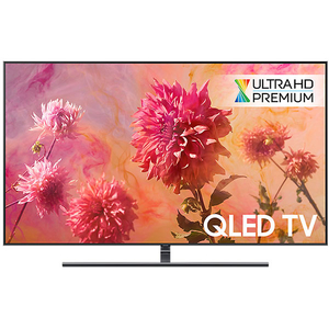 Televizor QLED Smart Ultra HD,Tizen, 4K  HDR, 163 cm, SAMSUNG QE65Q9F, Midnight Black