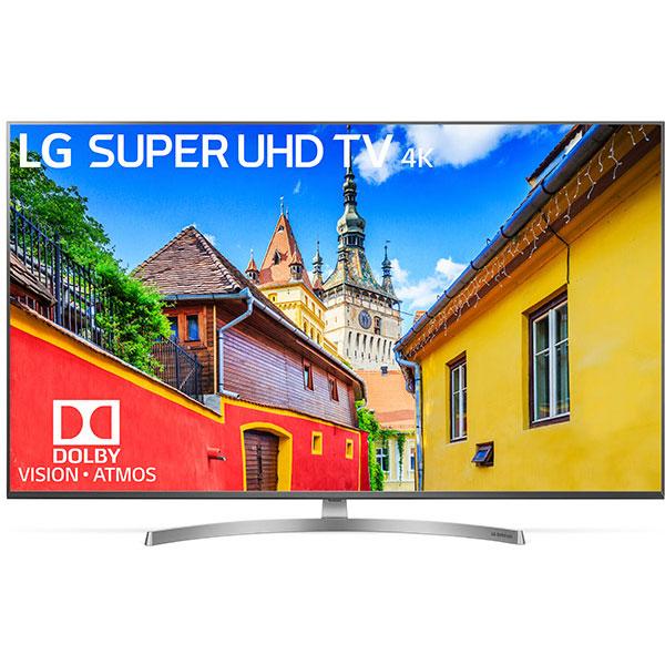 Televizor LED Smart Super UHD 4K, HDR, 139 cm, LG 55SK8100PLA
