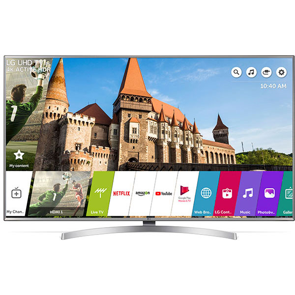 Televizor LED Smart Ultra HD 4K, HDR, 177 cm, LG 70UK6950