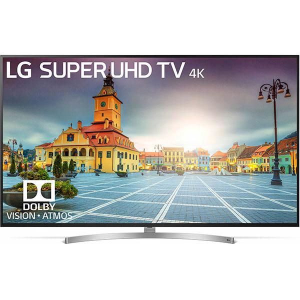 Televizor LED Smart Super UHD 4K, HDR, 189 cm, LG 75SK8100PLA