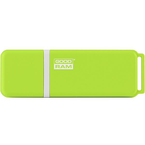 Memorie portabila GOODRAM UMO2-0640G0R11, 64GB, USB 2.0, verde