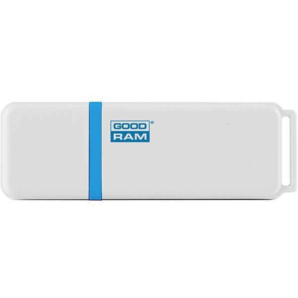 Memorie portabila GOODRAM UMO2-0640W0R11, 64GB, USB 2.0, alb