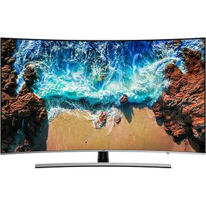Televizor Curbat LED Smart Ultra HD,Tizen, 4K HDR, 138 cm, SAMSUNG UE55NU8502