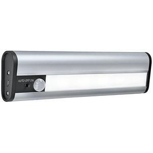 Aplica LED cu senzor de miscare OSRAM LinearLED Mobile USB 200, 1W, gri