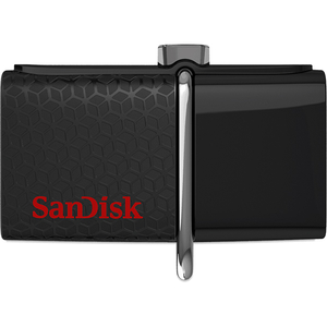 Memorie USB SANDISK Ultra Android Dual Drive, USB 3.0-MicroUSB, 256GB, 150MBs