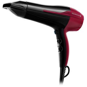 Uscator de par REMINGTON D5950 Pro Air Dry, 2 viteze, 2200W, rosu