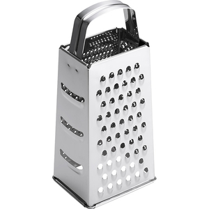 Razatoare FISKARS Essential 1023798, 4 laturi, argintiu