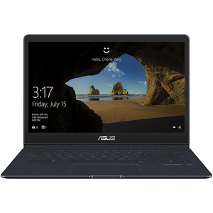 "Laptop ASUS ZenBook 13 UX331FAL-EG013T, Intel® Core™ i7-8565U pana la 4.6Ghz, 13.3"" Full HD, 8GB, SSD 512GB, Intel UHD Graphics 620, Windows 10 Home, Deep Dive Blue"