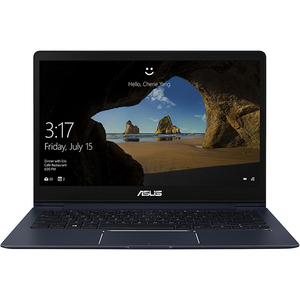 "Laptop ASUS ZenBook 13 UX331UN-C4088T, Intel® Core™ i7-8550U pana la 4.0Ghz, 13.3"" Full HD, 8GB, NVIDIA GeForce MX150 2GB, Windows 10 Home, Royal Blue"