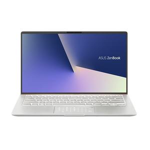 "Laptop ASUS ZenBook 14 UX433FA(NEW)-A5236, Intel Core i7-8565U pana la 4.6GHz, 14"" Full HD, 16GB, SSD 512GB, Intel UHD Graphics 620, Endless, Icicle Silver"