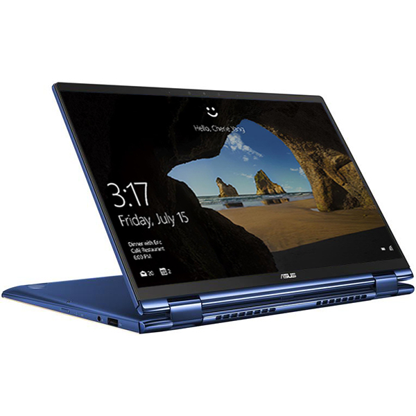 "Laptop 2 in 1 ASUS ZenBook Flip 13 UX362FA-EL122T, Intel® Core™ i7-8565U pana la 4.6GHz, 13.3"" Full HD Touch, 16GB, SSD 512GB, Intel® UHD Graphics 620, Windows 10 Home, Royal Blue"