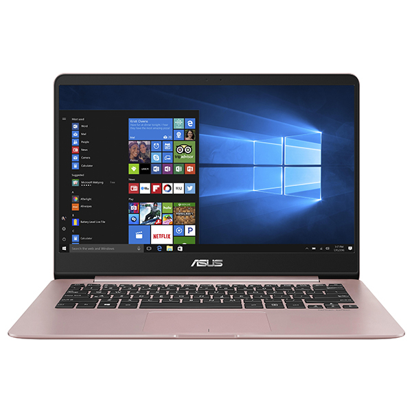 "Ultrabook ASUS ZenBook UX430UN-GV074T, Intel® Core™ i7-8550U pana la 4.0GHz, 14"" Full HD, 16GB, SSD 256GB, NVIDIA GeForce MX150 2GB, Windows 10 Home"