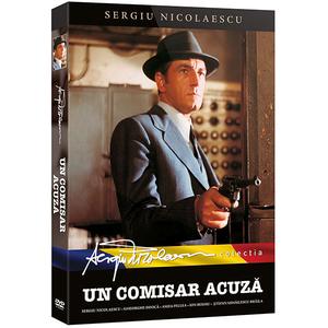 Un comisar acuza Editie Speciala DVD