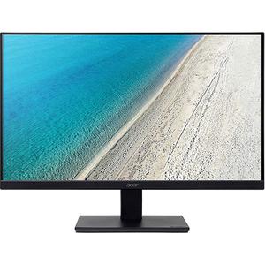 """Monitor LED IPS ACER V227QBI, 21.5"""", Full HD, 75Hz, ZeroFrame, negru"""