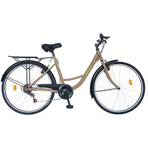 """Bicicleta de oras VELORS V2636A, 26"""", crem"""