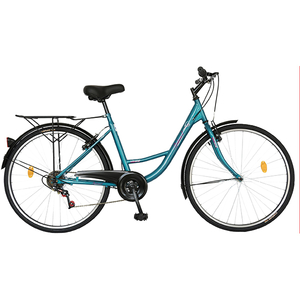 "Bicicleta de oras VELORS V2636A, 26"", turqoise"
