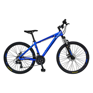 """Bicicleta Mountain Bike VELORS V2658C, 26"""", cadru aluminiu, albastru"""